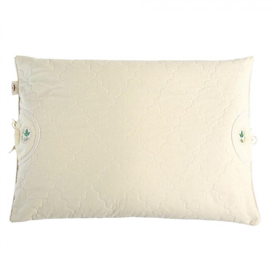 Подушка Aromavita з гречаним лушпинням 50*70 IDEIA