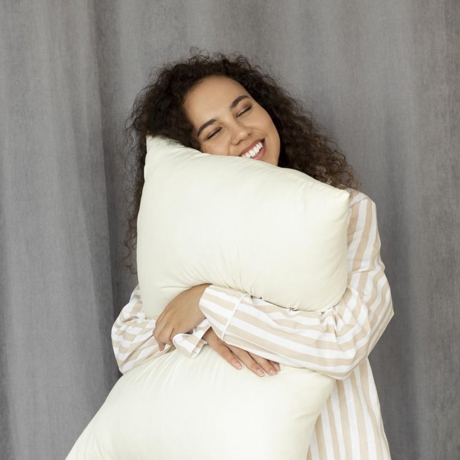 Подушка Classic Comfort 50*70 молоко IDEIA