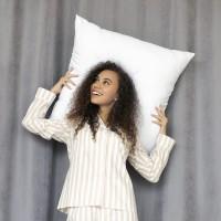 Подушка Comfort Classic 70*70 білий IDEIA