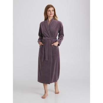Велюрові халати