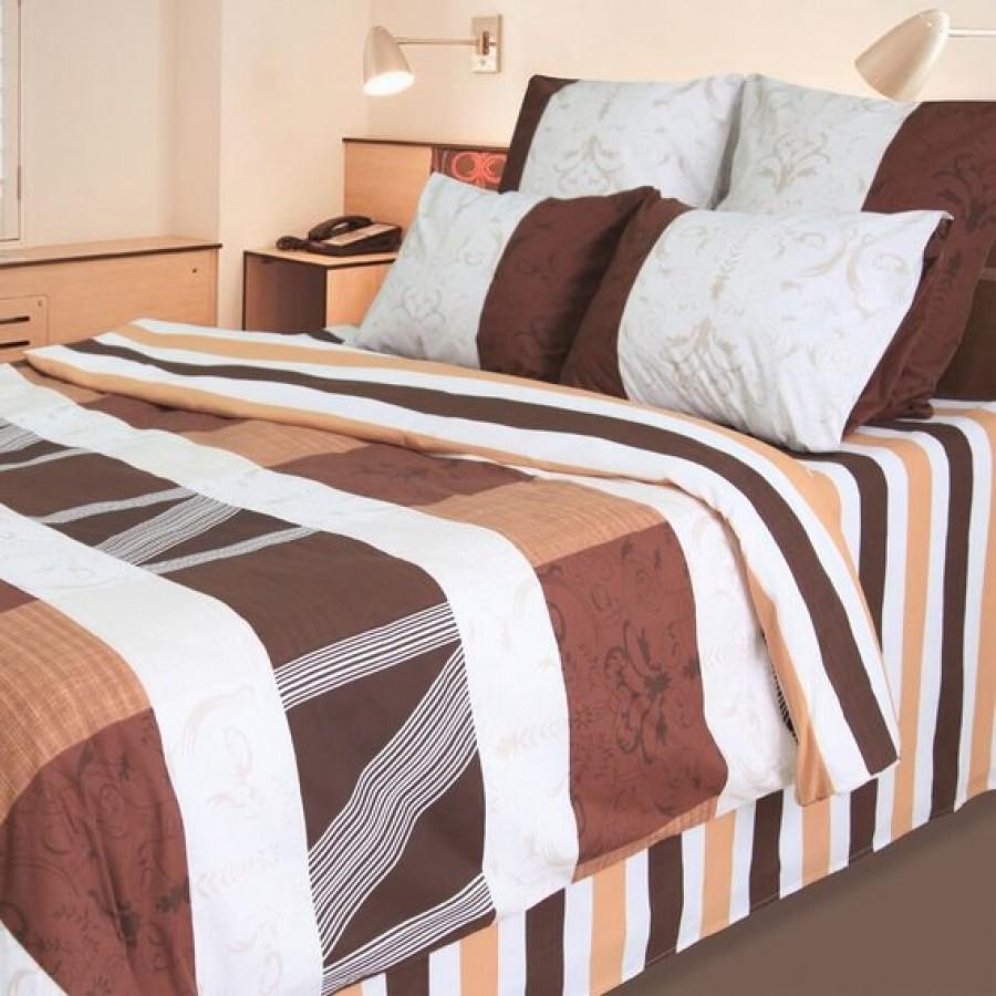 Комплект постільної білизни ТЕП двоспальний євро 910 Африканська шик, 70x70