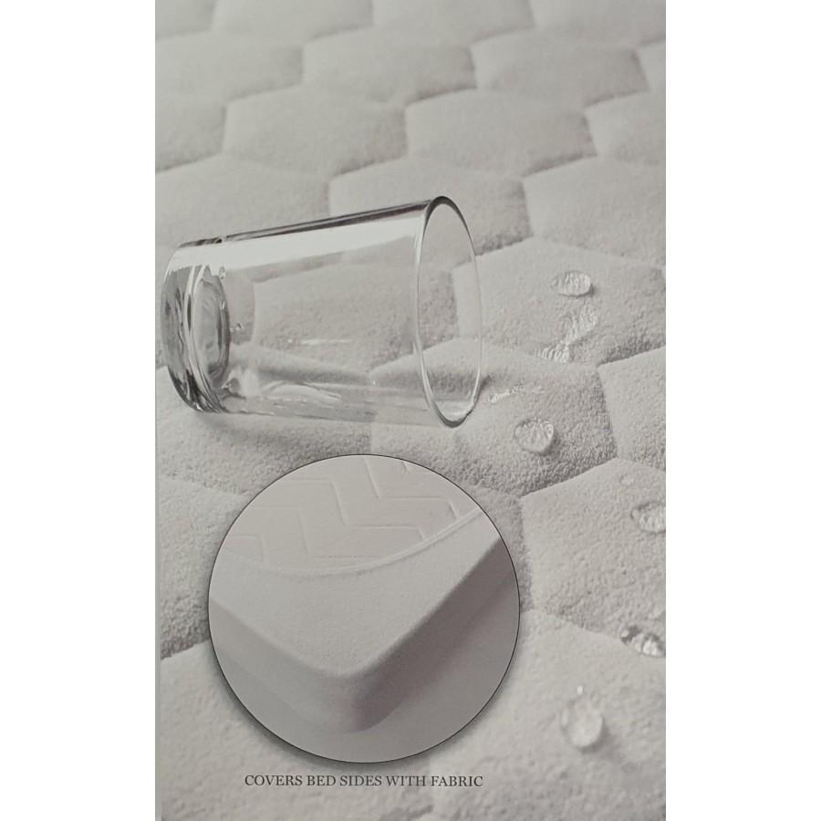 Водонепроникний наматрацник-чохол Maison D'or 180x200 см