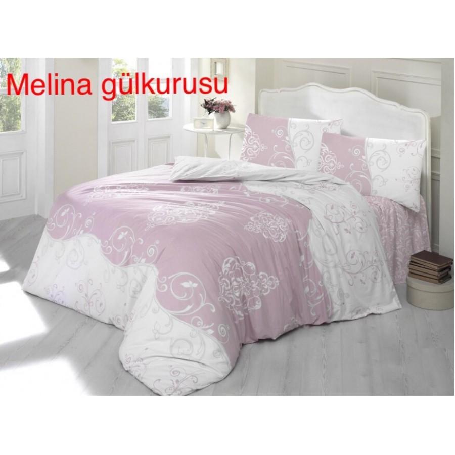 Постільна білизна Altinbasak ранфорс сімейний Melina gulkurusu