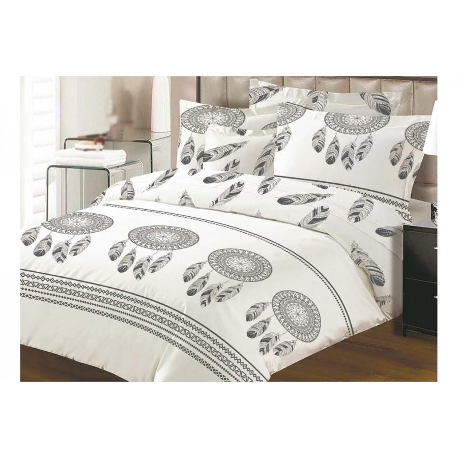 Комплект постільної білизни ТЕП двоспальний 316 Black Dream, 70x70
