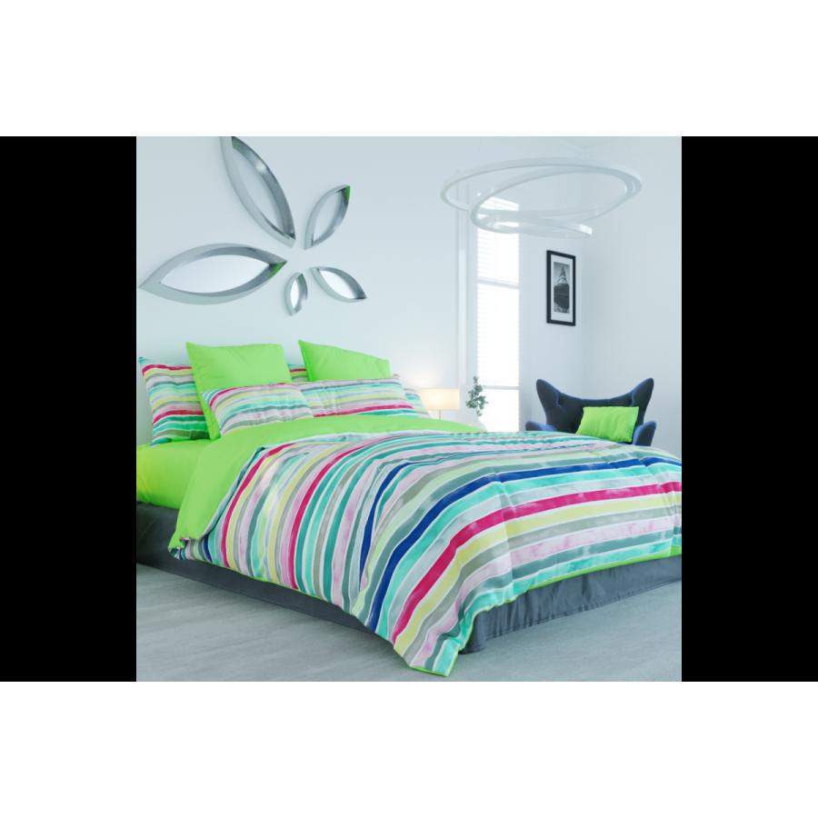 Комплект постільної білизни ТЕП двоспальний 298 Iva Multi, 70x70
