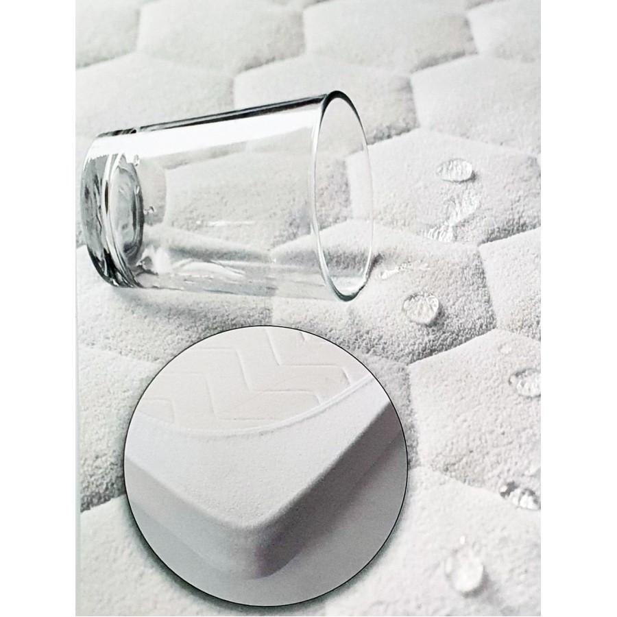 Водонепроникний наматрацник-чохол Maison D'or 200x200 см